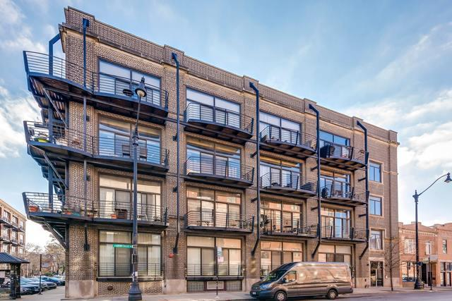 2735 W Armitage Avenue #503, Chicago, IL 60647 (MLS #10138815) :: Leigh Marcus | @properties