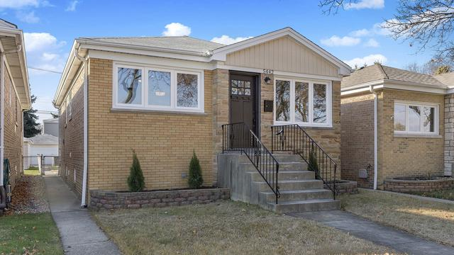 5442 N Mulligan Avenue, Chicago, IL 60630 (MLS #10138819) :: Ani Real Estate