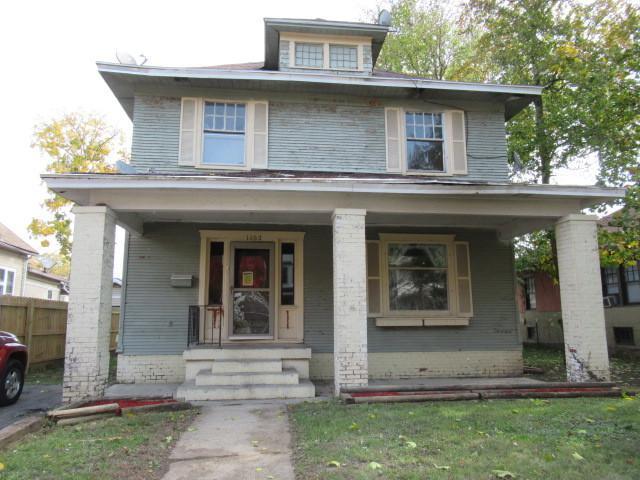 1103 N Grant Street, Danville, IL 61832 (MLS #10138827) :: Leigh Marcus | @properties