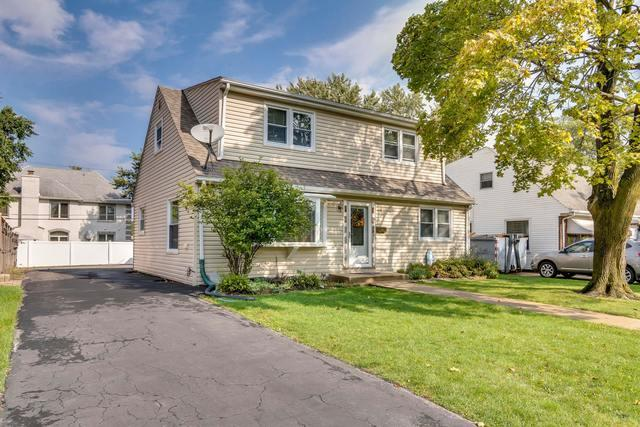 7030 Foster Street, Morton Grove, IL 60053 (MLS #10138878) :: Leigh Marcus | @properties