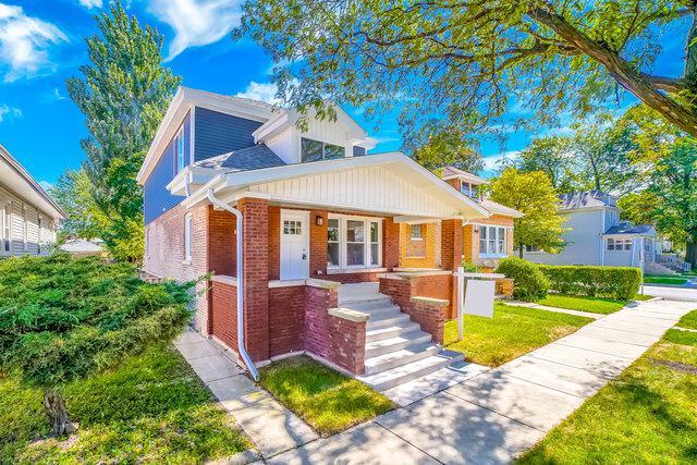 1241 Harvey Avenue, Berwyn, IL 60402 (MLS #10138919) :: Ani Real Estate