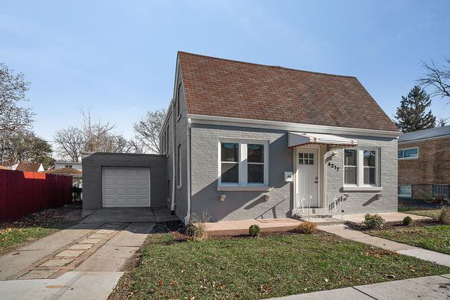4217 Custer Avenue, Lyons, IL 60534 (MLS #10138921) :: Ani Real Estate