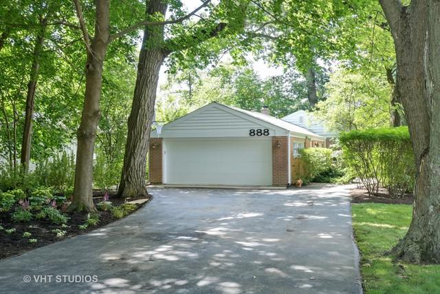 888 Marion Avenue, Highland Park, IL 60035 (MLS #10138932) :: Ani Real Estate