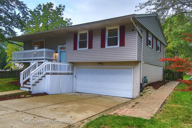 657 Bernard Drive, Buffalo Grove, IL 60089 (MLS #10138966) :: Helen Oliveri Real Estate