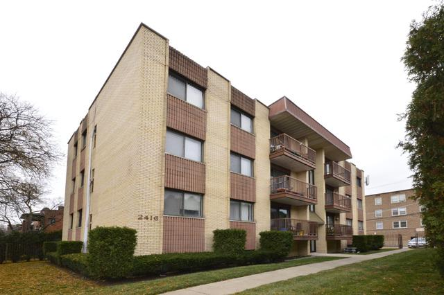 2416 W Foster Avenue 3N, Chicago, IL 60625 (MLS #10138970) :: John Lyons Real Estate