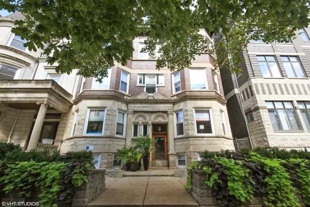 522 W Oakdale Avenue 3W, Chicago, IL 60657 (MLS #10138971) :: Leigh Marcus | @properties