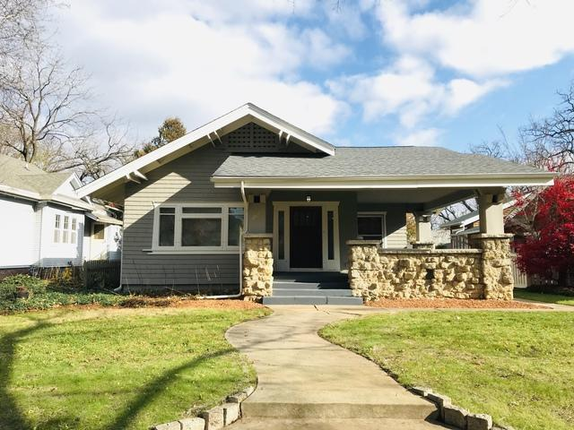1921 Clinton Street, Rockford, IL 61103 (MLS #10138972) :: Domain Realty
