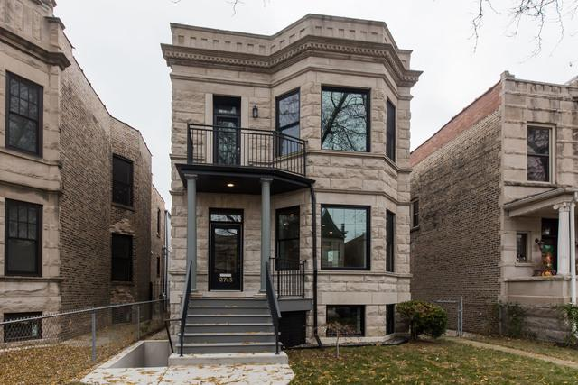 2743 N Troy Street, Chicago, IL 60647 (MLS #10138974) :: John Lyons Real Estate