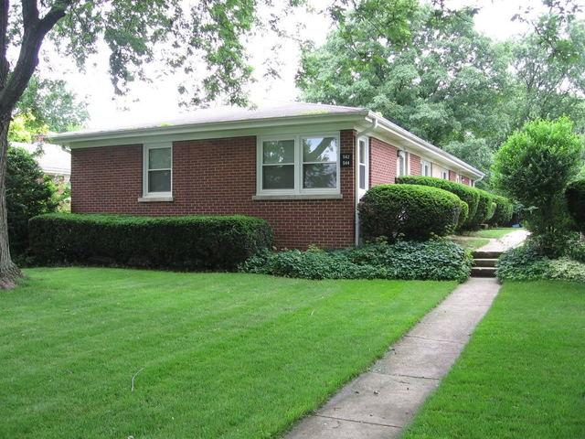 542-544 N Yale Avenue, Villa Park, IL 60181 (MLS #10138986) :: Domain Realty