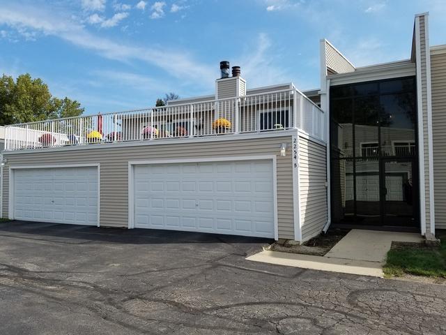 2254 N Baldwin Way 8B, Palatine, IL 60074 (MLS #10138989) :: Ani Real Estate