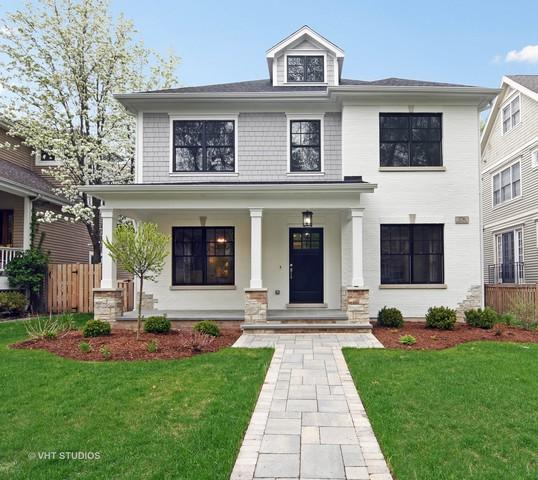 1736 Highland Avenue, Wilmette, IL 60091 (MLS #10139105) :: Leigh Marcus   @properties