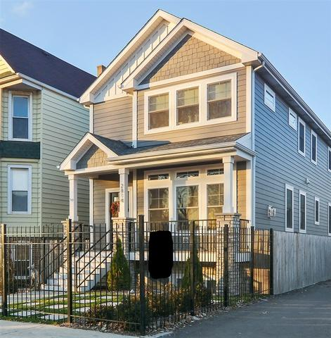 2814 W Henderson Street, Chicago, IL 60618 (MLS #10139123) :: John Lyons Real Estate