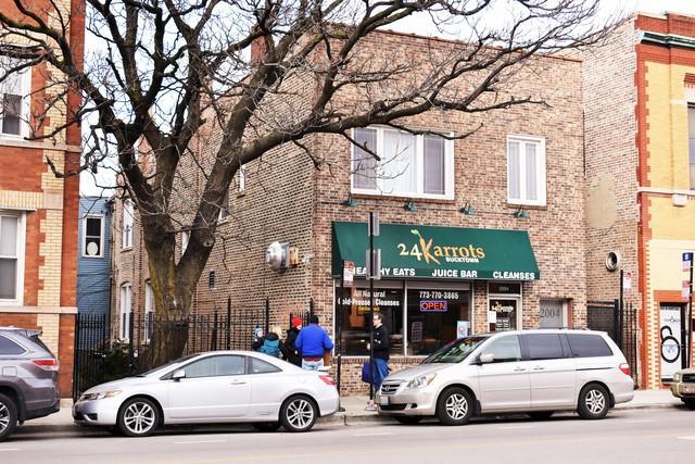 2004 W Armitage Avenue 2F, Chicago, IL 60647 (MLS #10139127) :: Lewke Partners