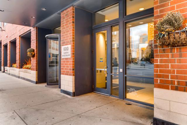 600 N Kingsbury Street P-413, Chicago, IL 60611 (MLS #10139136) :: Property Consultants Realty
