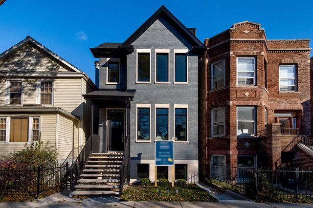 3321 N Oakley Avenue, Chicago, IL 60618 (MLS #10139151) :: Ani Real Estate