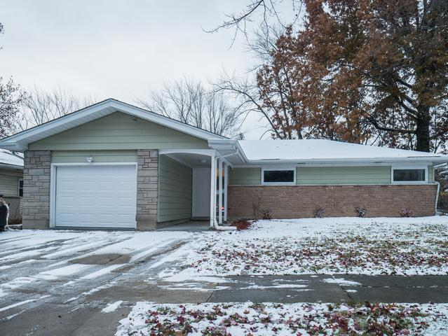 371 Westgate Drive, Park Forest, IL 60466 (MLS #10139156) :: Leigh Marcus | @properties