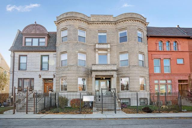 4434 S University Avenue 3N, Chicago, IL 60653 (MLS #10139209) :: Ani Real Estate