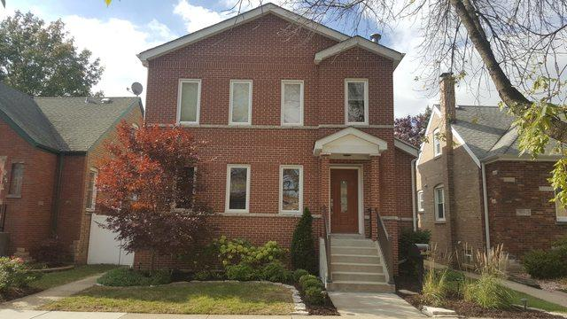 11016 S Central Park Avenue, Chicago, IL 60655 (MLS #10139248) :: Helen Oliveri Real Estate