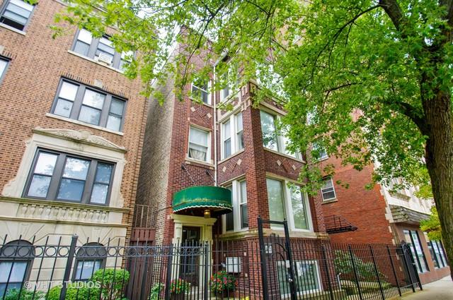 945 W Agatite Avenue G, Chicago, IL 60640 (MLS #10139256) :: Leigh Marcus | @properties