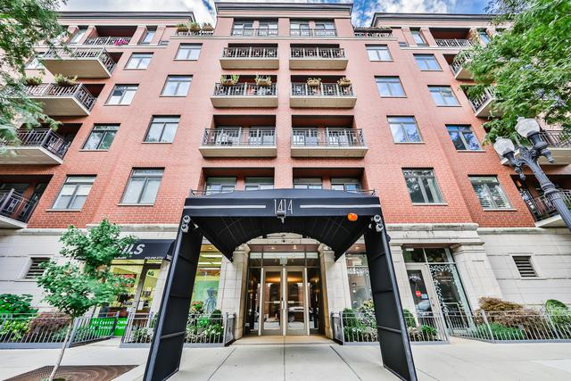 1414 N Wells Street #201, Chicago, IL 60610 (MLS #10139259) :: Property Consultants Realty