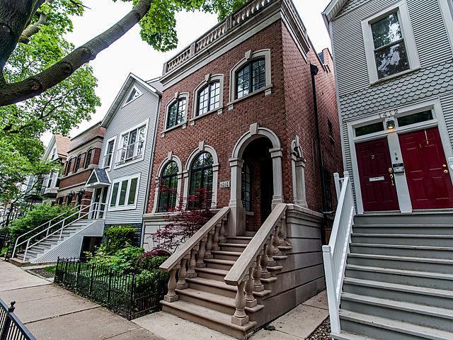 1414 W George Street, Chicago, IL 60657 (MLS #10139263) :: Helen Oliveri Real Estate