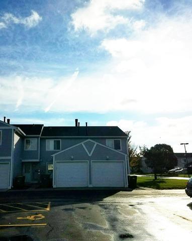 422 Meadow Green Lane #422, Round Lake Beach, IL 60073 (MLS #10139272) :: Baz Realty Network | Keller Williams Preferred Realty