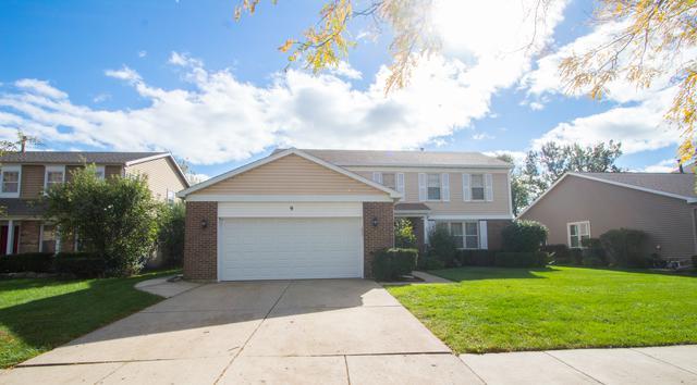 9 E Fabish Drive, Buffalo Grove, IL 60089 (MLS #10139285) :: T2K Properties