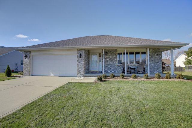 403 N Cedar Drive, ST. JOSEPH, IL 61873 (MLS #10139286) :: Littlefield Group