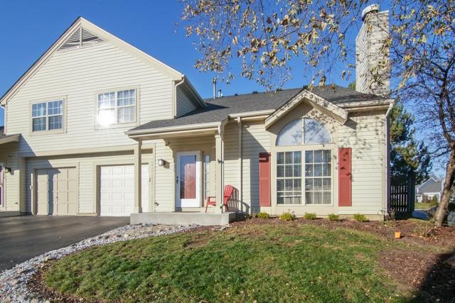 1278 N Knollwood Drive #1278, Palatine, IL 60067 (MLS #10139322) :: T2K Properties