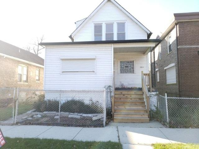 10804 S Indiana Avenue, Chicago, IL 60628 (MLS #10139399) :: Domain Realty