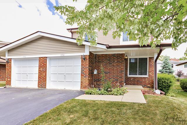 1954 N Jamestown Drive #354, Palatine, IL 60074 (MLS #10139521) :: T2K Properties