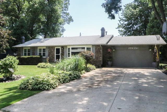 29W241 Helen Avenue, West Chicago, IL 60185 (MLS #10139538) :: Leigh Marcus   @properties