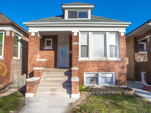 3344 W 61st Place, Chicago, IL 60629 (MLS #10139563) :: Leigh Marcus | @properties