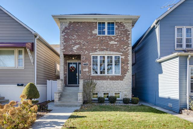 5236 S Melvina Avenue, Chicago, IL 60638 (MLS #10139567) :: Domain Realty