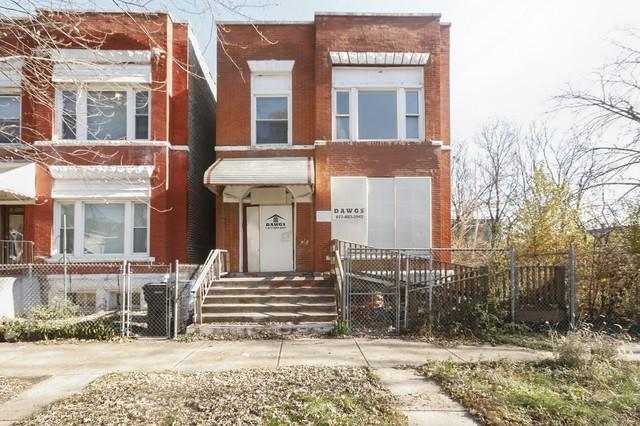 6927 S Harvard Avenue, Chicago, IL 60621 (MLS #10139576) :: Leigh Marcus | @properties