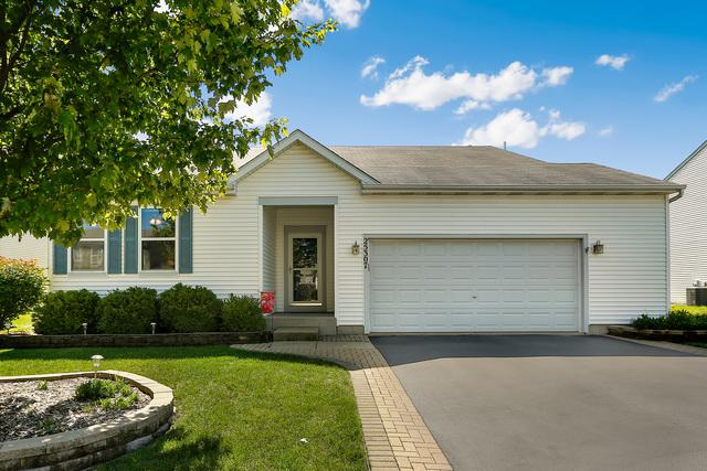 25307 Declaration Drive, Plainfield, IL 60544 (MLS #10139600) :: Leigh Marcus | @properties