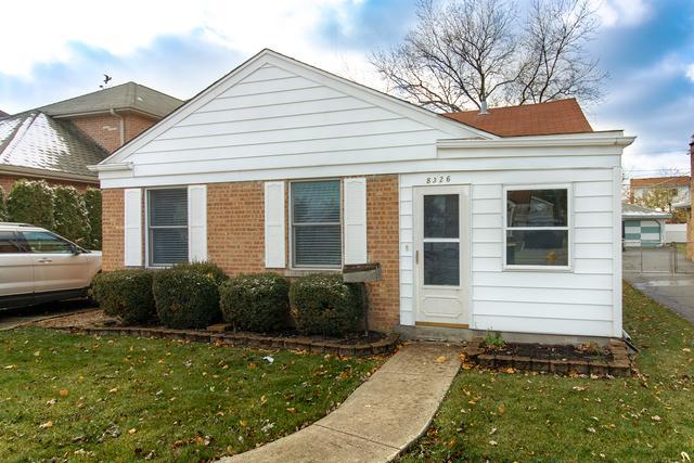 8326 N Newland Avenue, Niles, IL 60714 (MLS #10139605) :: Domain Realty