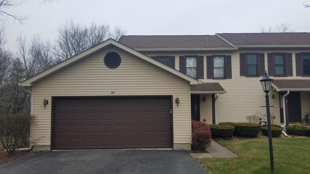 216 Villa Circle Drive #20, Palatine, IL 60008 (MLS #10139666) :: T2K Properties
