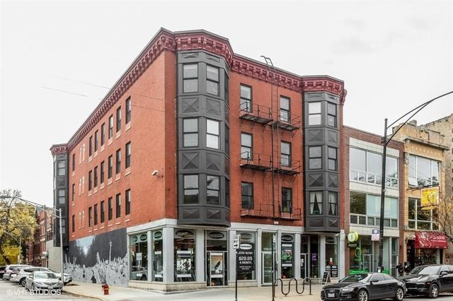 1737 W Division Street #403, Chicago, IL 60622 (MLS #10139778) :: Property Consultants Realty