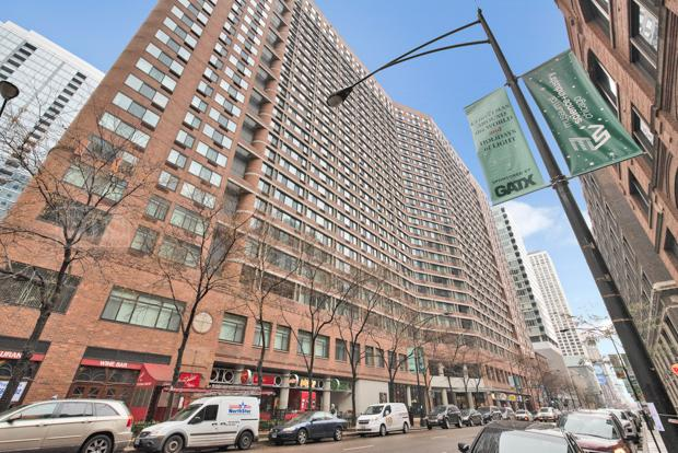 211 E Ohio Street #2120, Chicago, IL 60611 (MLS #10139782) :: Domain Realty