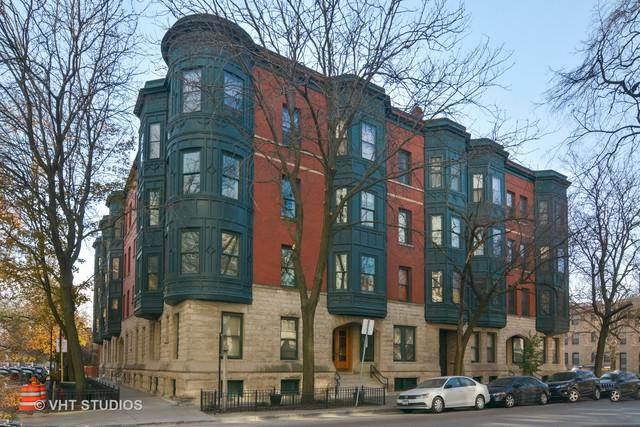 2348 N Cleveland Avenue #4, Chicago, IL 60614 (MLS #10139785) :: Property Consultants Realty