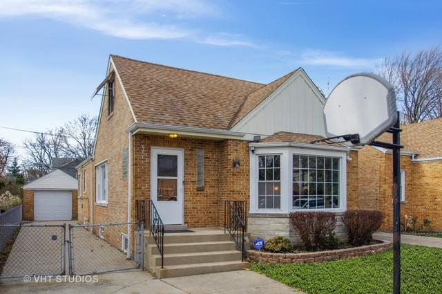 7106 N Melvina Avenue, Chicago, IL 60646 (MLS #10139793) :: Domain Realty