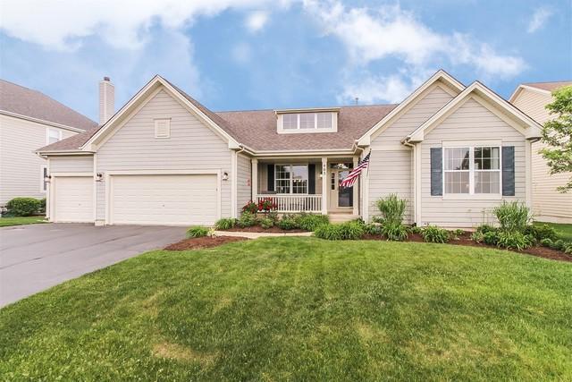 403 W Amberside Drive, Elgin, IL 60124 (MLS #10139890) :: The Wexler Group at Keller Williams Preferred Realty