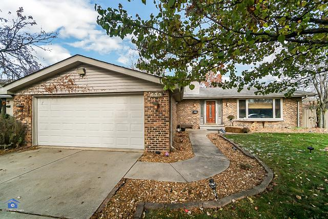 539 Osage Drive, Dyer, IN 46311 (MLS #10139929) :: Ryan Dallas Real Estate