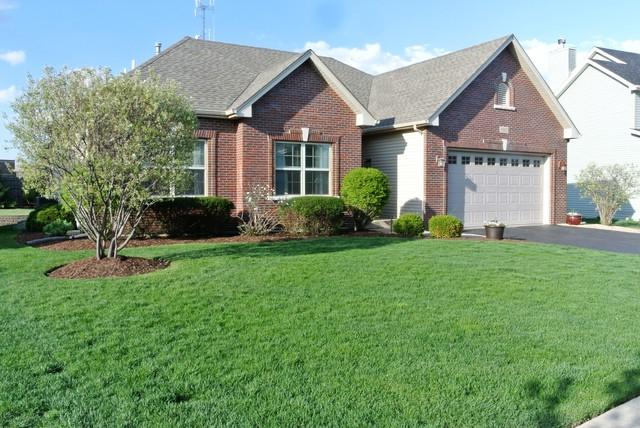 893 N Carly Circle, Yorkville, IL 60560 (MLS #10139941) :: Baz Realty Network | Keller Williams Preferred Realty