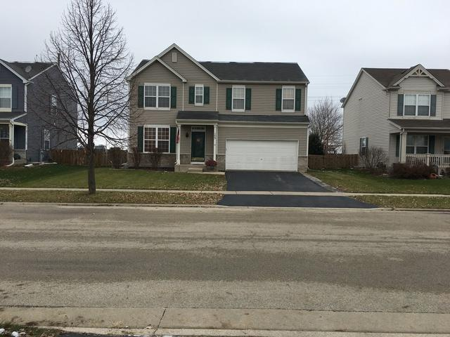 153 E Clover Avenue, Cortland, IL 60112 (MLS #10140105) :: The Dena Furlow Team - Keller Williams Realty