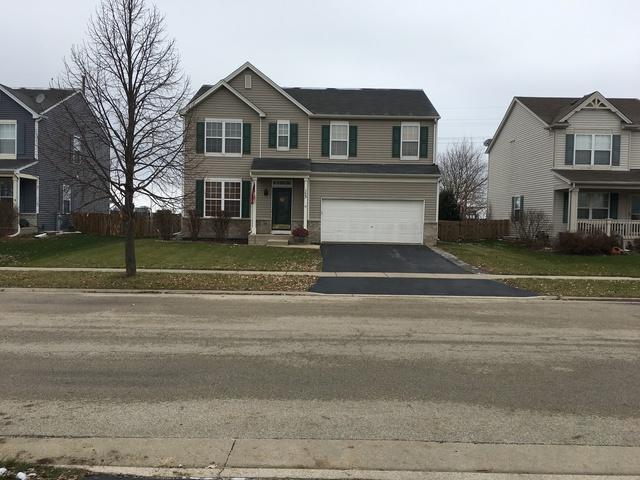 153 E Clover Avenue, Cortland, IL 60112 (MLS #10140105) :: The Mattz Mega Group