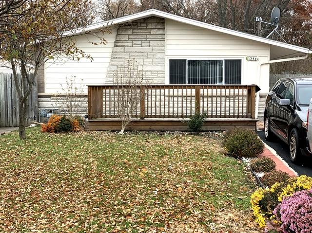 13528 S End Lane, Crestwood, IL 60418 (MLS #10140189) :: Domain Realty
