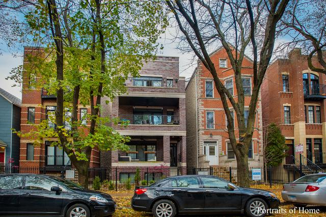 3228 N Seminary Avenue #3, Chicago, IL 60657 (MLS #10140213) :: Domain Realty