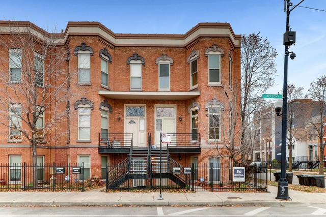 2134 W Jackson Boulevard #2, Chicago, IL 60612 (MLS #10140258) :: Property Consultants Realty